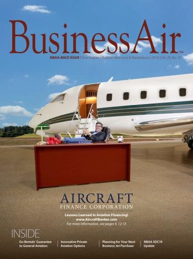 Business Air Magazine 2018